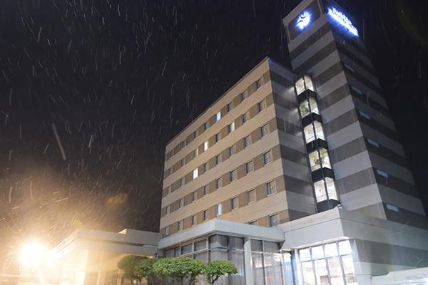 グランドホテル夜景
