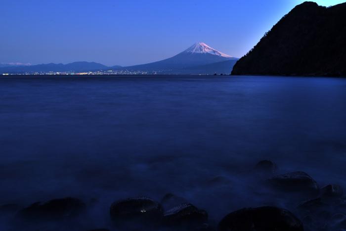ジオからのぞく、沼津夜景