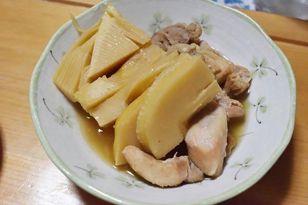 タケノコの柔らか煮