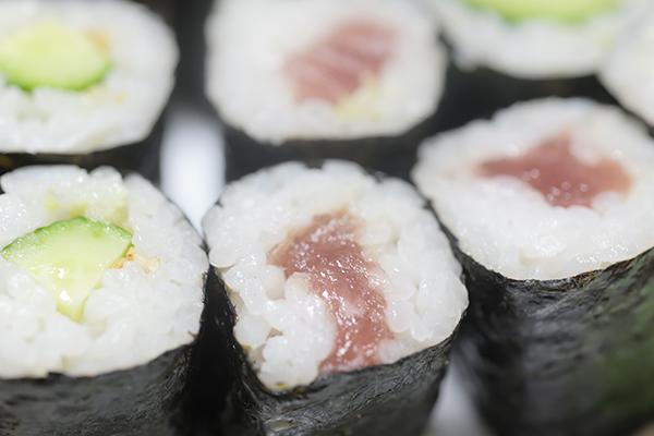 入船寿司、稲葉さん作