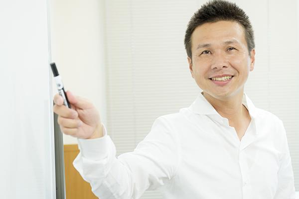 産業カウンセラーの石澤さん