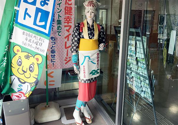 島田市商工会でキャッチコピーのためのヒアリングと提案