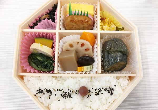 日本橋大増のお弁当