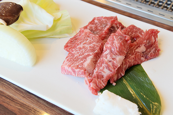 広島牛ランチ