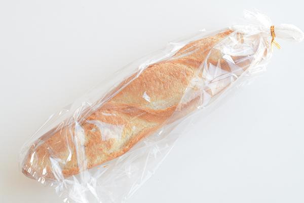 自宅用に購入したフランスパン