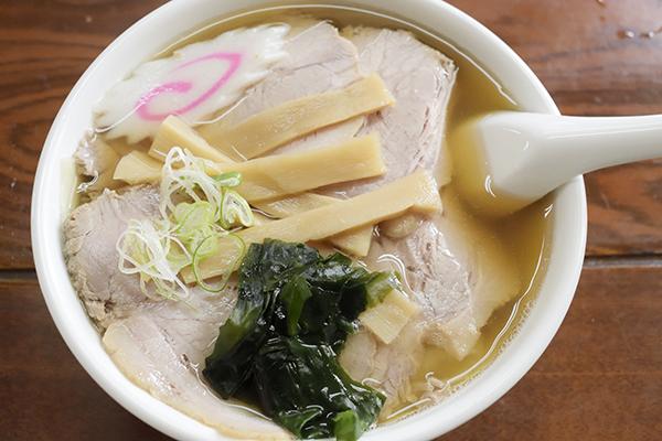 足利麺(チャーシュー麺)