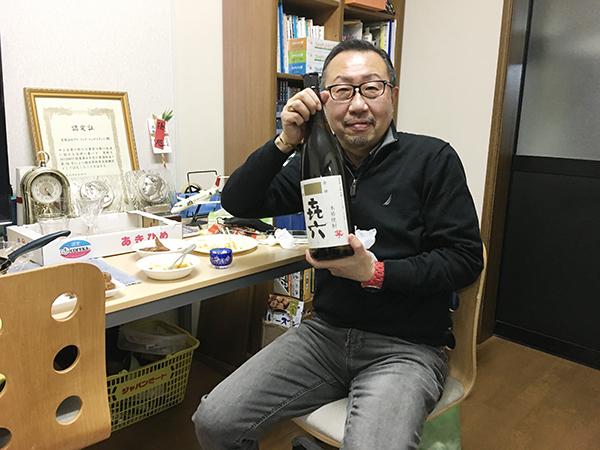 宮崎の焼酎、喜六