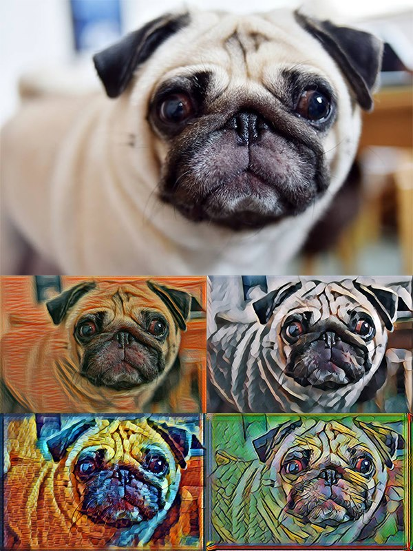 AIによる画像変換の実例