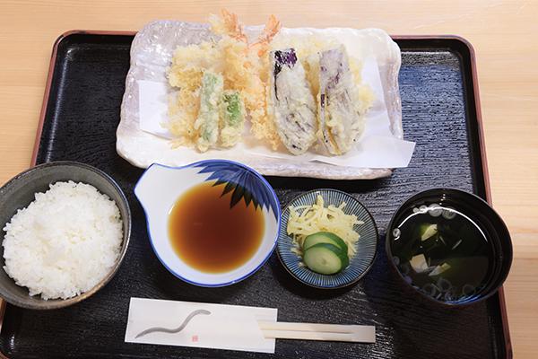 天ぷらのおいしい心