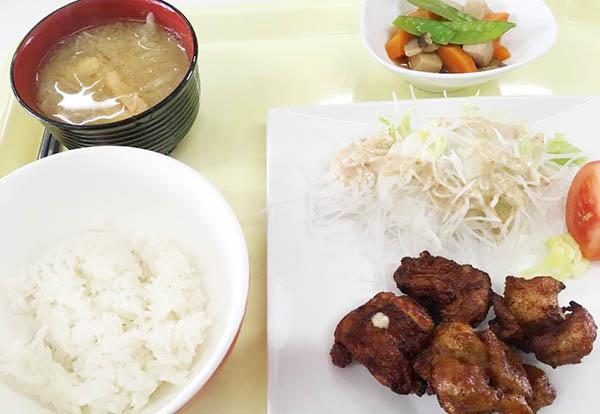 株式会社マルハナ食堂のA定食