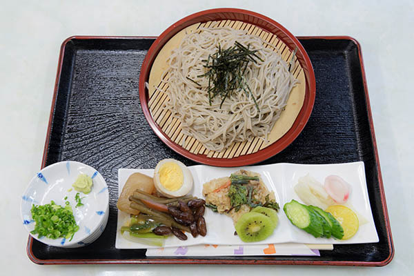 富士宮市黒門の蕎麦