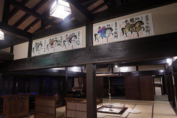 奥飛騨旅館、故郷